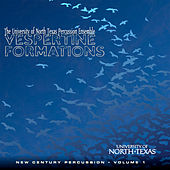 Vespertine Formations : New Century Percussion, Volume 1 von Various Artists