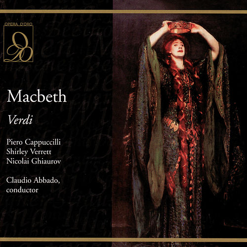Verdi: Macbeth by Piero Cappuccilli