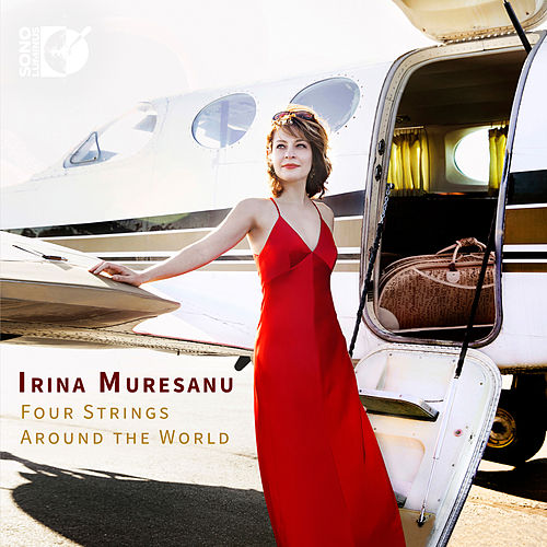 Four Strings Around the World by Irina Muresanu