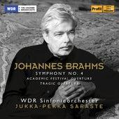 Brahms: Symphony No. 4 in E Minor - Academic Festival Overture - Tragic Overture von WDR Sinfonieorchester Köln