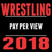 Wrestling Pay Per View 2018 de Various Artists