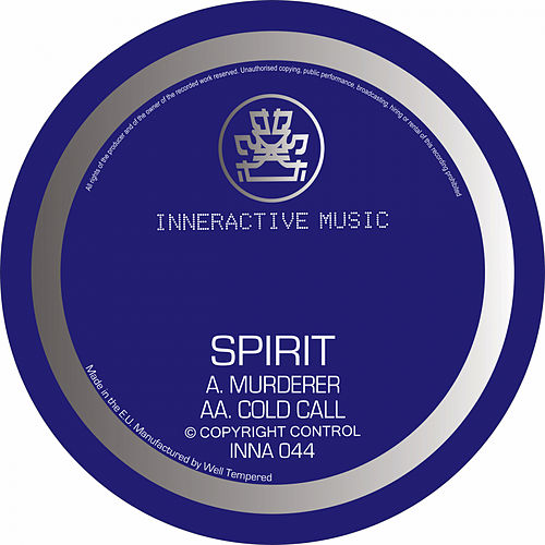 Murderer / Cold Call by Spirit