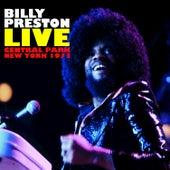 Live in New York de Billy Preston