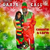 Ganja Call (Feat I-Atom) - Single by Capleton