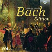 C.P.E. Bach Edition, Vol. 4 von Various Artists