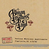 Charlotte, Nc 8-9-03 de The Allman Brothers Band