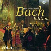 C.P.E. Bach Edition, Vol. 1 by Various Artists