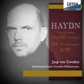 Haydn Vol .1: Symphonies No. 92 Oxford, No. 94 The Surprise & No. 97 von Jaap van Zweden