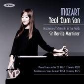 Yeol Eum Son: Mozart by Yeol Eum Son
