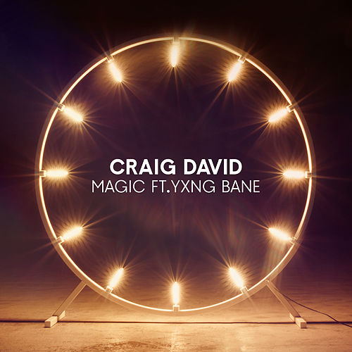 Magic van Craig David