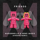 FRIENDS (Sikdope Remix) by Marshmello