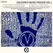 Colours & Music Friends, Vol. 1 von Various Artists