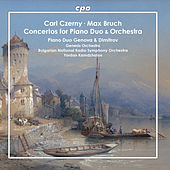Czerny & Bruch: Works for Piano Duo by Piano Duo Genova
