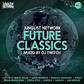 Junglist Network's Future Classics Volume 2 by DJ Twitch de Various Artists