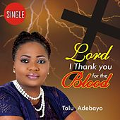 Lord I Thank You for the Blood von Tolu Adebayo