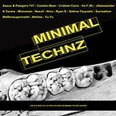 Minimal Technz - EP von Various Artists