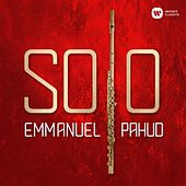 Solo - Telemann: Fantasia No. 1 in A Major, TWV 40:2 by Emmanuel Pahud