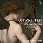 Unwritten. From Violin to Harp de Flora Papadopoulos