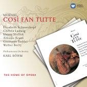 Mozart: Cosi fan tutte by Karl Boehm