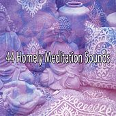 44 Homely Meditation Sounds von Entspannungsmusik