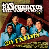 20 Exitos, vol. 2 by Los Rancheritos Del Topo Chico