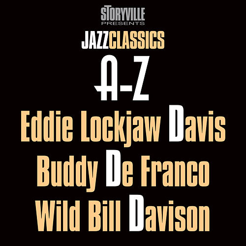 Storyville Presents The A-Z Jazz Encyclopedia-D by Various Artists