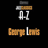 Storyville Presents The A-Z Jazz Encyclopedia-L by George Lewis
