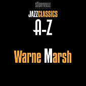 Storyville Presents The A-Z Jazz Encyclopedia-M by Warne Marsh
