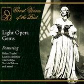 Light Opera Gems by Various Artists