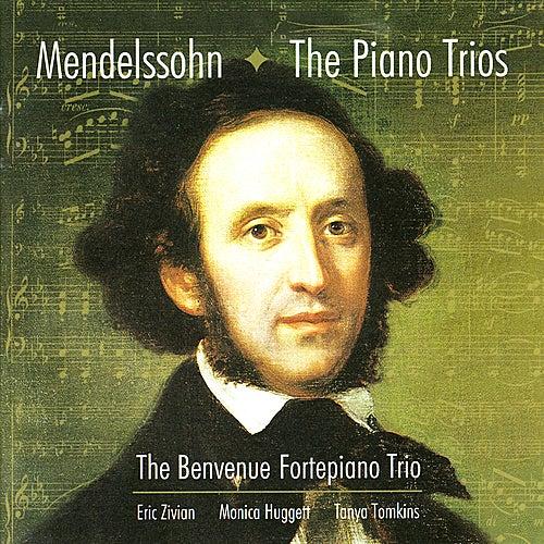 Mendelssohn: The Piano Trios by The Benvenue Fortepiano Trio