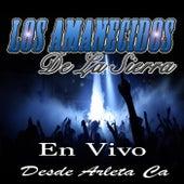 En Vivo Desde Arleta Ca by Los Amanecidos de la Sierra