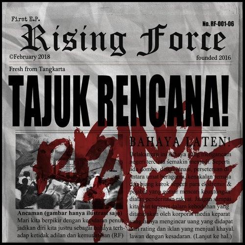 Tajuk Rencana by A Rising Force