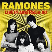 Live in Australia '80 by The Ramones