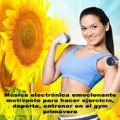 Música Electrónica Emocionante Motivante Para Hacer Ejercicio, Deporte, Entrenar en El Gym Primavera & DJ Mix de EDM Workout DJ Team