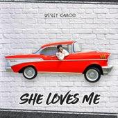 She Loves Me by Wesley Ignacio