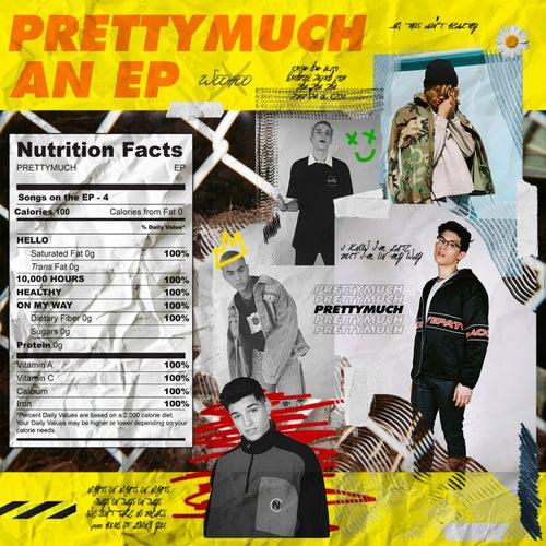 PRETTYMUCH an EP by PrettyMuch