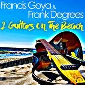 2 Guitars on the Beach von Francis Goya