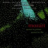 Mozart: Piano Quartets 1 & 2 by Royal Philharmonic Chamber Ensemble