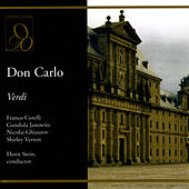 Verdi: Don Carlo by Wiener Philharmoniker