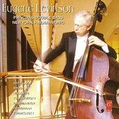Eugene Levinson plays Ranjbaran, Beethoven, Bruch, Hindemith, Koussevitsky, Tchaikovsky and Rachmaninov by Eugene Levinson