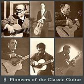 Pioneers of the Classic Guitar, Volume 8 - Recordings 1928-1939 by Guillermo Gomez
