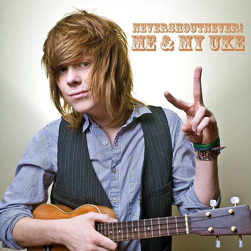 Me And My Uke by Never Shout Never