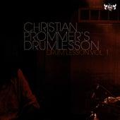Drum Lesson Vol. 1 von Christian Prommer