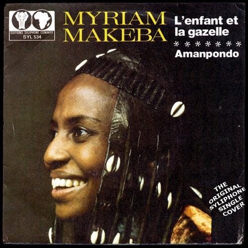 L'enfant et la gazelle / Amampondo by Miriam Makeba