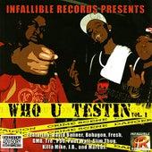 Who U Testin, Vol. 1 de Various Artists