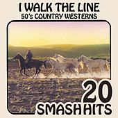 50's Country Western - I Walk The Line de Various Artists
