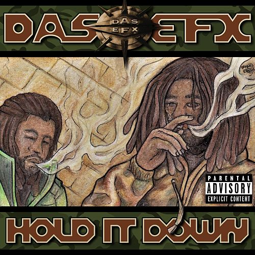 Hold It Down (Special Edition) by Das EFX