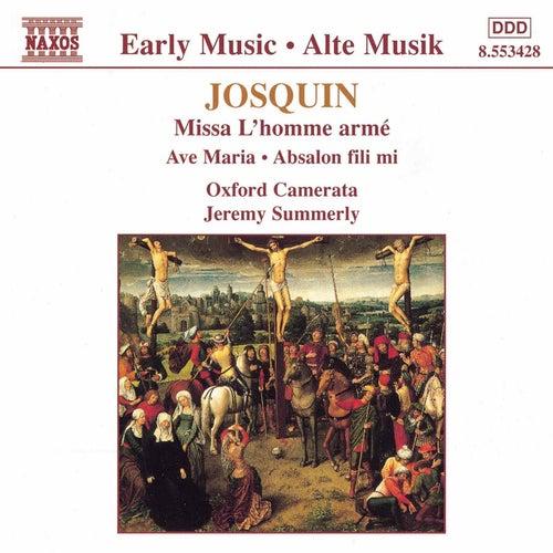 Missa L'homme arme' by Josquin des Pres