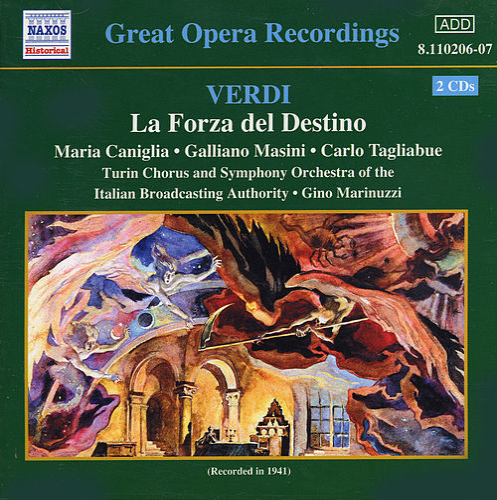 La Forza del Destino by Giuseppe Verdi