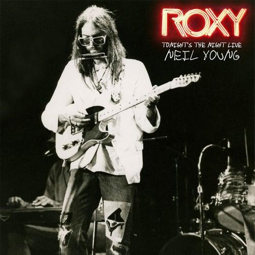ROXY: Tonight's the Night Live von Neil Young